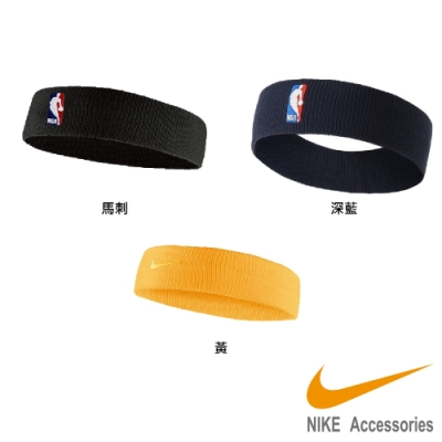 NIKE NBA DRI-FIT 單色頭帶