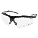 720運動太陽眼鏡 磁性換片設計 黑-灰/灰底變色片#720B304 C1FF