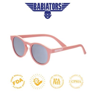 【美國Babiators】鑰匙孔系列嬰幼兒太陽眼鏡-珊瑚粉橘(偏光鏡片)0-5歲