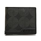 PLAYBOY- 基本短夾附零錢袋 ON a ROLL系列 -灰色