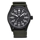 ORIENT 東方錶 飛行錶 機械錶(RA-AC0H02N)綠/42.4mm
