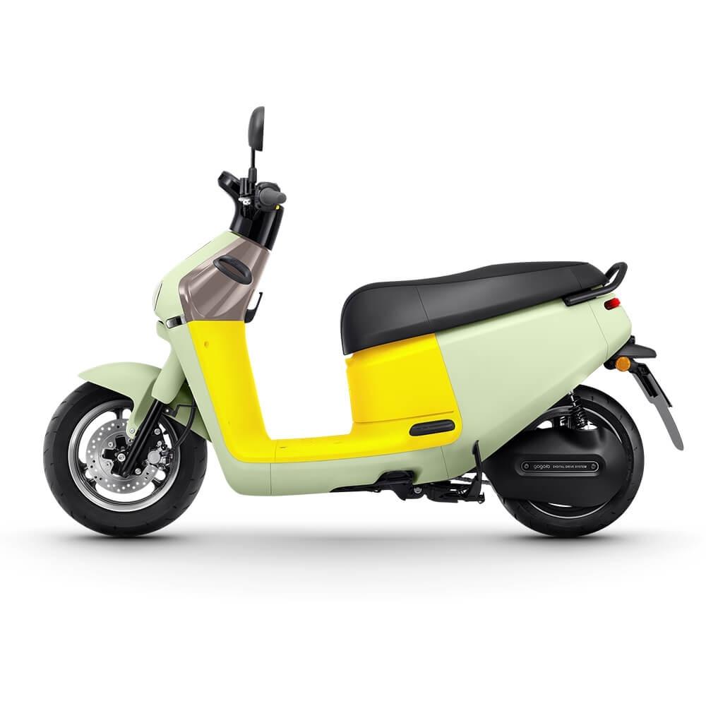 New Gogoro 3 Plus MY21 - 檸檬雪酪(GSP6DT)