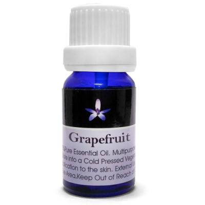 Body Temple  葡萄柚芳療精油(Grapefruit White)10ml