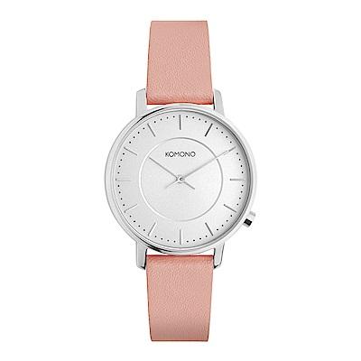 KOMONO Harlow Pastel 腕錶-法式甜心/36mm