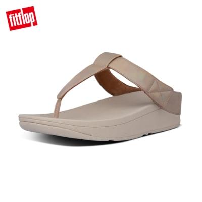 FitFlop MINA IRIDESCENT TOE-THONGS夾腳涼鞋-女(復古金)