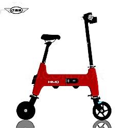 【e路通】EF-H1 36V鋰電 6AH A3大小 超長續航 微型摺疊電動車