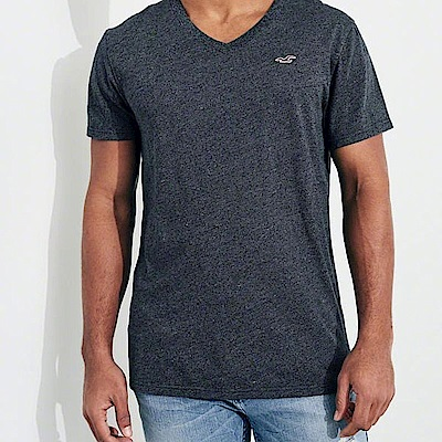 Hollister HCO  短袖 T恤 藍色 0862