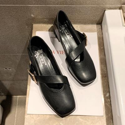 KEITH-WILL時尚鞋館 狂賣千雙甜美可愛水鑽娃娃鞋-黑