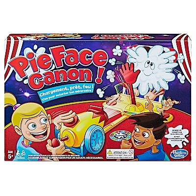 【孩之寶Hasbro】桌遊團康派對玩具 整人砸派機 砸派加農砲遊戲組 E1972