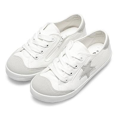 BuyGlasses 韓風兒童休閒鞋-米