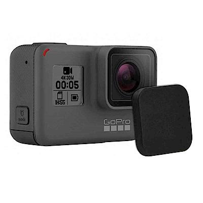 (2入)GoPro 副廠 HERO7 HERO6 HERO5 入門款 簡約硬式 鏡頭蓋