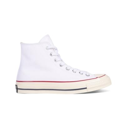 CONVERSE CHUCK 70 男女 高筒休閒鞋 白-162056C