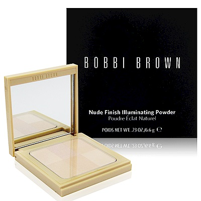BOBBI BROWN 彷若裸膚蜜粉餅6.6g #Porcelain (公司貨)