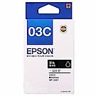EPSON T03C150 黑色墨水匣