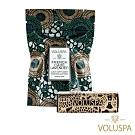 美國香氛VOLUSPA 車用擴香 日式庭園 法國杜松與薰衣草 金屬雕花盒