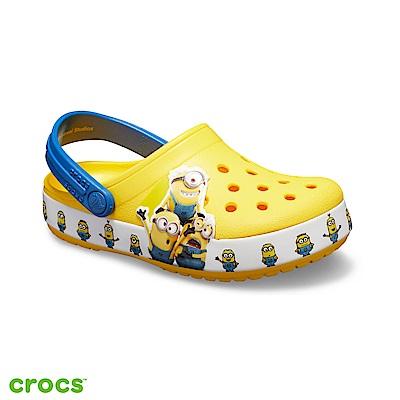 Crocs 卡駱馳 (童鞋)小小兵小克駱格-205512-730