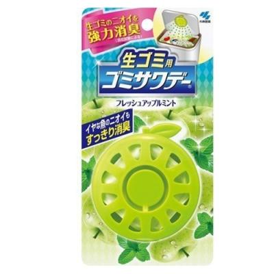 日本 小林製藥除臭貼-薄荷蘋果香(廚房垃圾桶專用)2.7ml