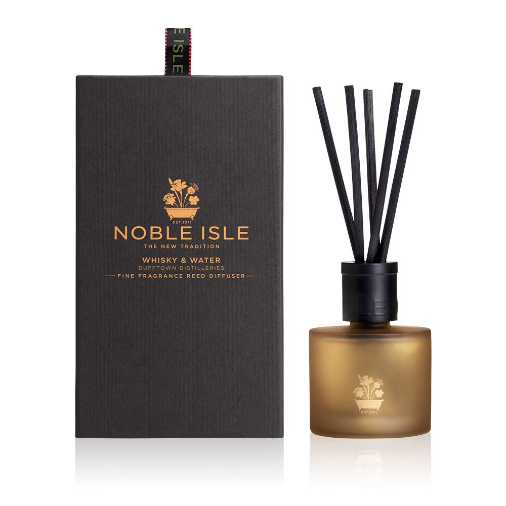 NOBLE ISLE 威士忌&水擴香組 100ML