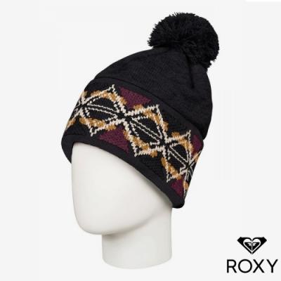 【ROXY】LIZZIE BEANIE 毛帽 黑色