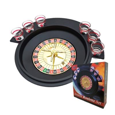 凡太奇 派對遊戲 - 俄羅斯輪盤轉轉樂 - 速
