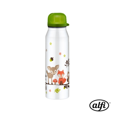 alfi愛麗飛 森林派對isoBottle不鏽鋼真空保溫瓶0.5L(ISG-050-FA)