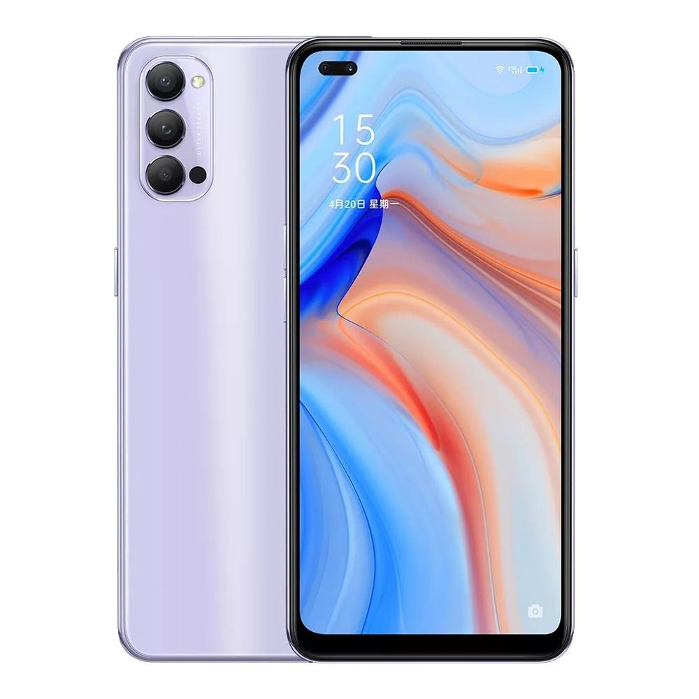 《香芋紫限定版》OPPO Reno4 (8G/128G) 5G 6.4吋閃充手機