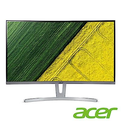 acer ED273 27型 曲面薄邊框電腦螢幕(福利品)