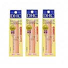 DHC 純欖護唇膏1.5g(3入組)