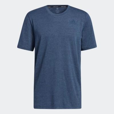 ADIDAS 上衣 短袖上衣 運動 慢跑 男款 藍 GL8934 CITY ELEVATED TEE
