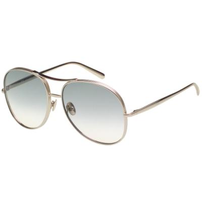 CHLOE 飛官款 太陽眼鏡(金色)CE127S