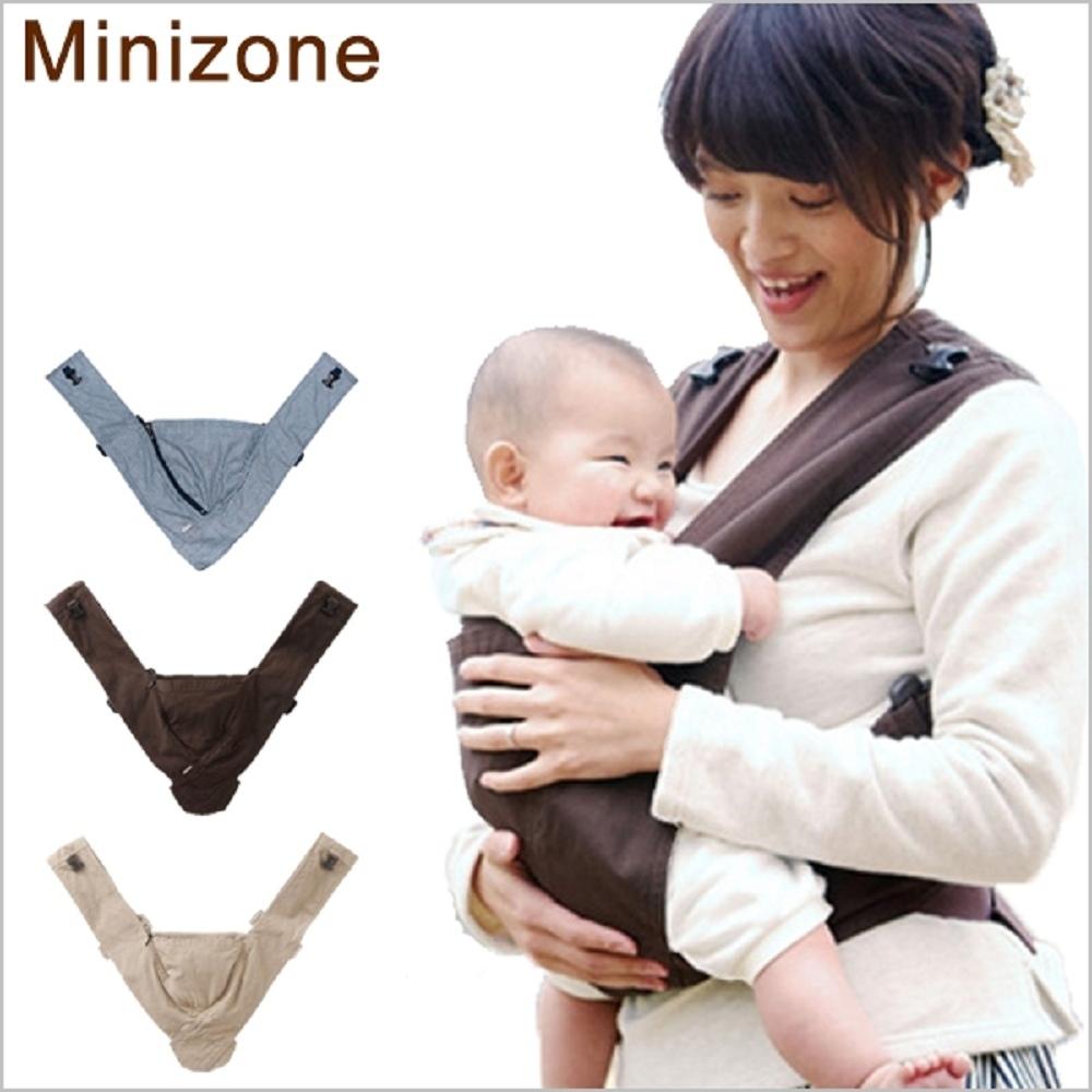 MINIZONE 可調整X型 護頸揹帶