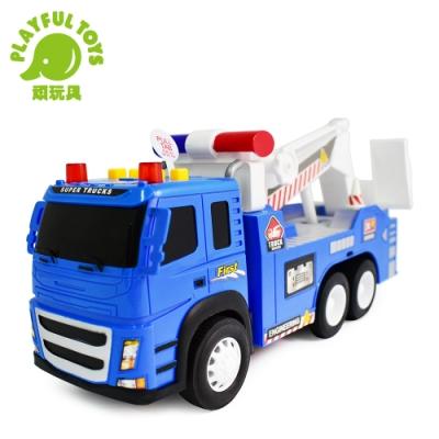 Playful Toys 頑玩具 聲光道路救援車