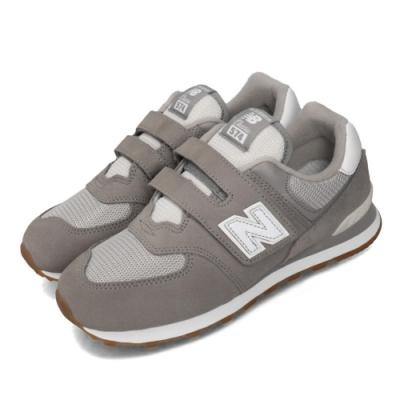 New Balance 休閒鞋 YV574SPUW 寬楦 童鞋