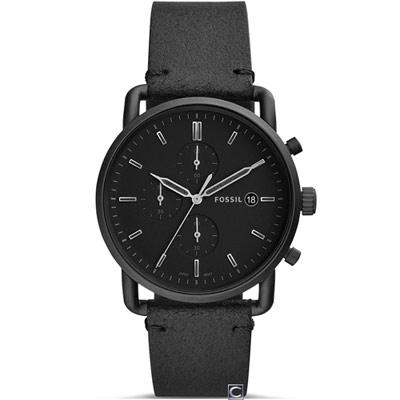 FOSSIL 紐約都會紳士腕錶(FS5504)42mm