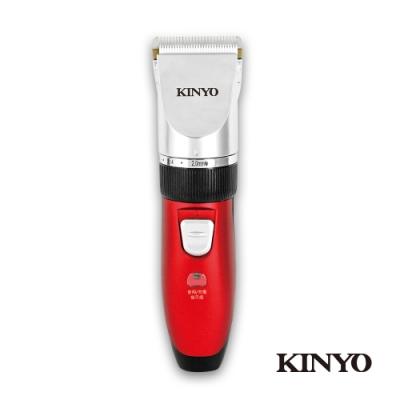 KINYO充插兩用專業電剪/理髮器HC6120