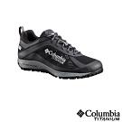 Columbia 哥倫比亞 男款- 鈦 Outdry防水健走鞋-黑色