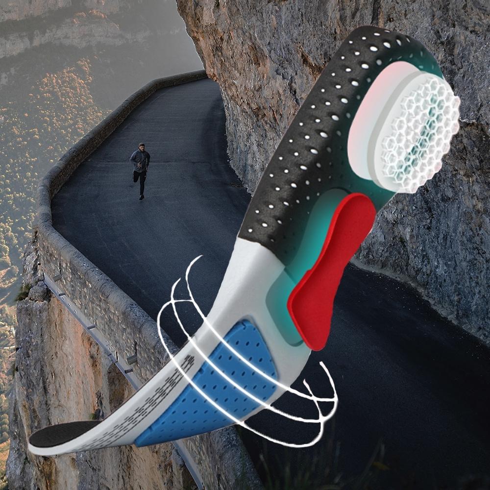 【Cap】可剪裁減震足弓鞋墊