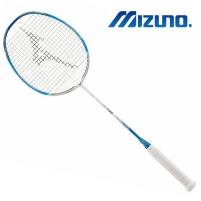Mizuno  美津濃 ALTIUS 08   羽球拍   白x銀藍  73JTB08027