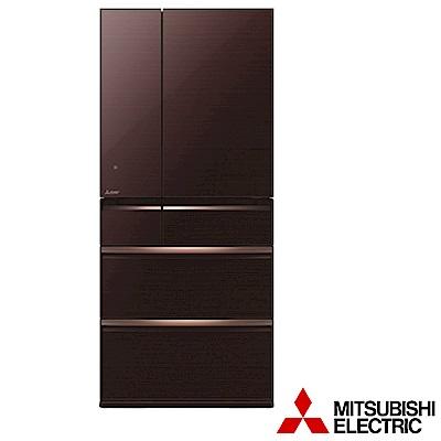 MITSUBISHI三菱705公升日本原裝六門變頻冰箱MR-WX71Y
