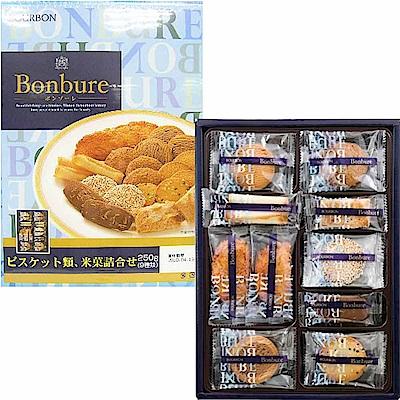 北日本 綜合餅乾米果禮盒(250g)