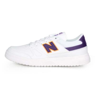 NEWBALANCE 男 運動休閒鞋-WIDE 白紫黃