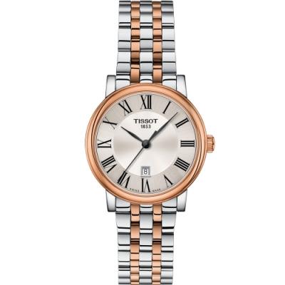 TISSOT T-Classic 都會品味女錶(T1222102203301)