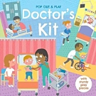 Pop Out & Play:Doctor's Kit 看診遊戲拼圖書