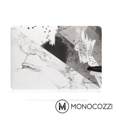 MONOCOZZI 圖騰保護殼 Macbook Pro 13 (USB-C)-大理石水墨
