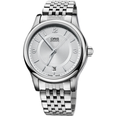 ORIS 豪利時 Classic 日期機械錶-37mm