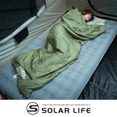 Outthere好野 易洗抗蟎好窩睡袋-100%Thermolite科技七孔棉.四季信封睡袋