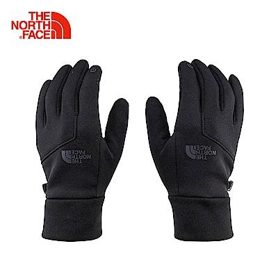 The North Face北面黑色舒適保暖可觸屏手套|3KPNJK3