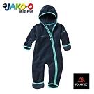 JAKO-O 德國野酷-POLARTEC連身衣(海軍藍)