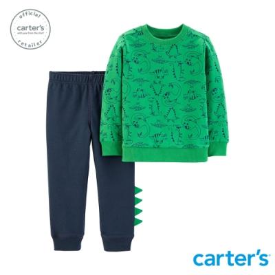 Carter s台灣總代理 恐龍叢林2件組套裝