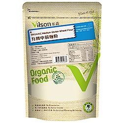 米森Vilson 芬蘭有機中筋麵粉 (500g)